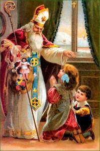 святой николай бельгия и польша